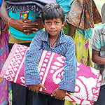 Click here for more information about Small Gifts Make a Big Impact: Purchase a Blanket