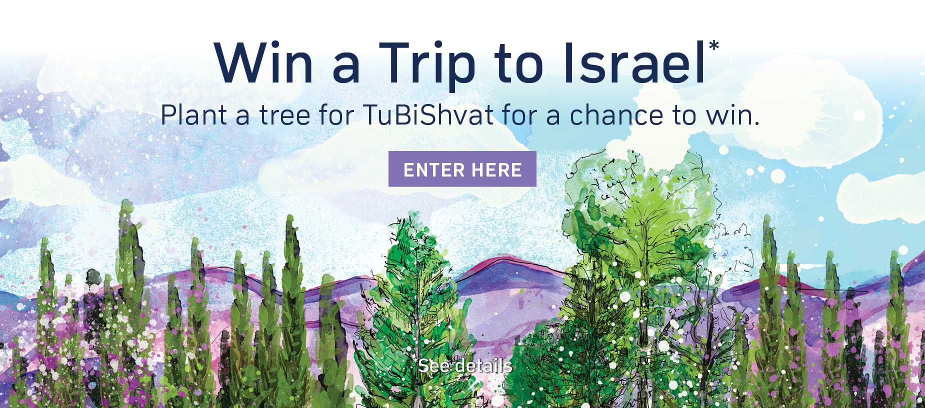 Jewish National Fund, Israel, Trees, Plant, Tu Bishvat