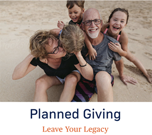 Planned Giving - Leave your legacy and help Jewish charities