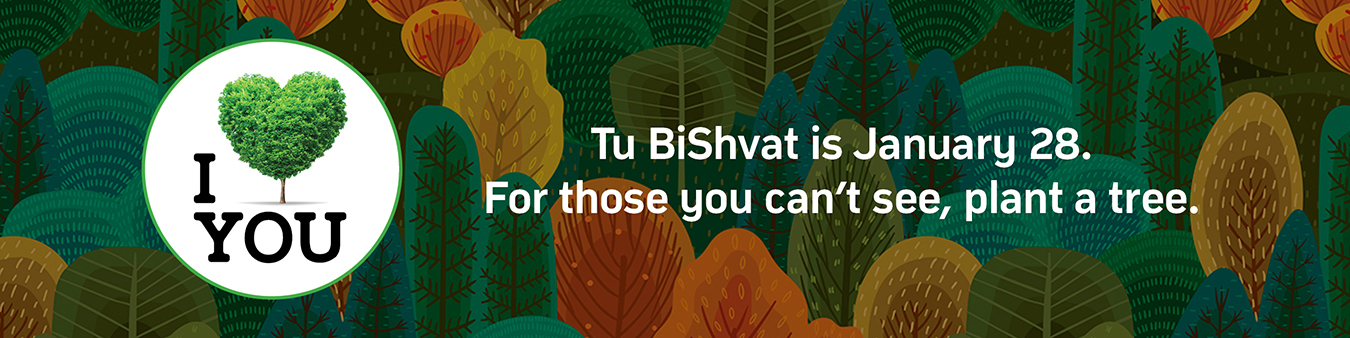 tu bishvat I Heart Trees
