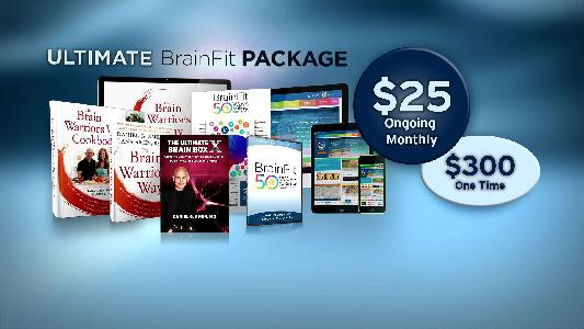 BrainFit: The Ultimate Package