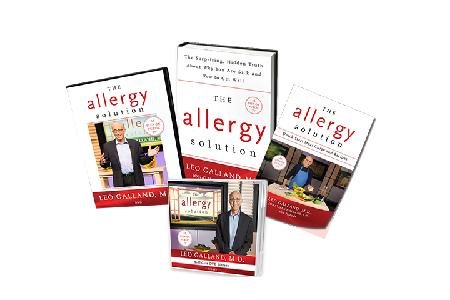 The Allergy Solution Ultimate Healing Combo