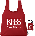 Click here for more information about New KPBS Chico Bag