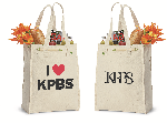 Click here for more information about *NEW* I Love KPBS Tote