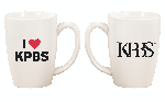 Click here for more information about I Love KPBS Mug