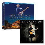 Click here for more information about Eric Clapton Forever Man CD + Slowhand at 70 Live Blu-ray/CD Combo