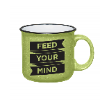 "Click here for more information about *NEW* ""Feed Your Mind"" KPBS Mug"
