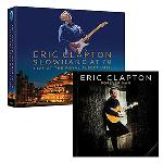 Click here for more information about Eric Clapton Forever Man CD + Slowhand at 70 Live DVD/CD Combo