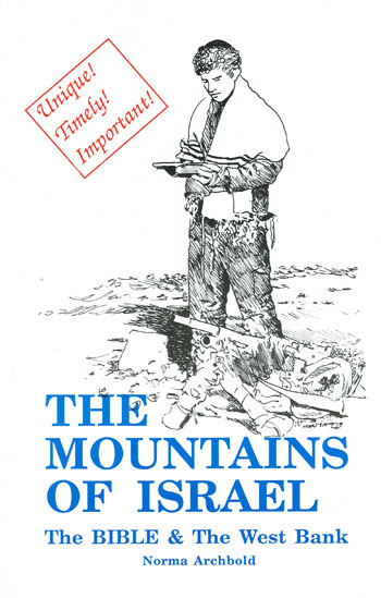 The Mountains of Israel Book
