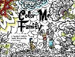 "Click here for more information about ""Color Me Family"" Coloring Book"