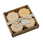 Click here for more information about Bee Hive Soap - Set of 4