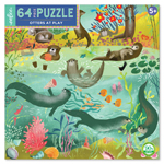 Click here for more information about Otters 64-Piece Puzzle