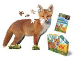 Click here for more information about I Am Lil' Fox 100-Piece Puzzle