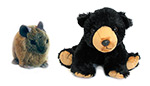 Click here for more information about Mono Basin plush animals