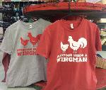Click here for more information about Adopt a Chicken T-Shirt