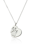 MSPCA-Angell Sterling Silver Necklace