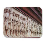 National Building Museum Frieze Mousepad