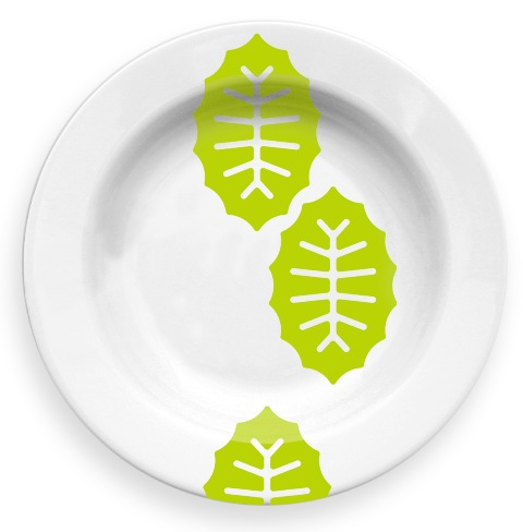 green season bowl set