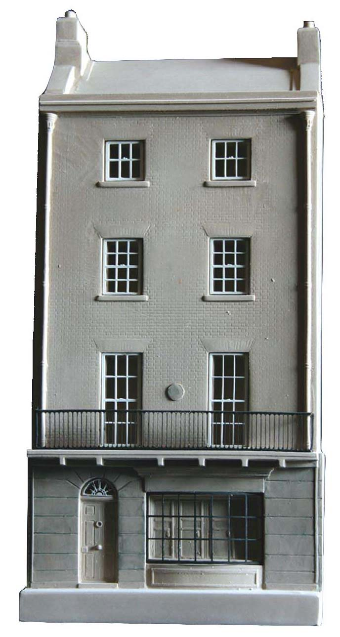 sherlock holmes house bookend