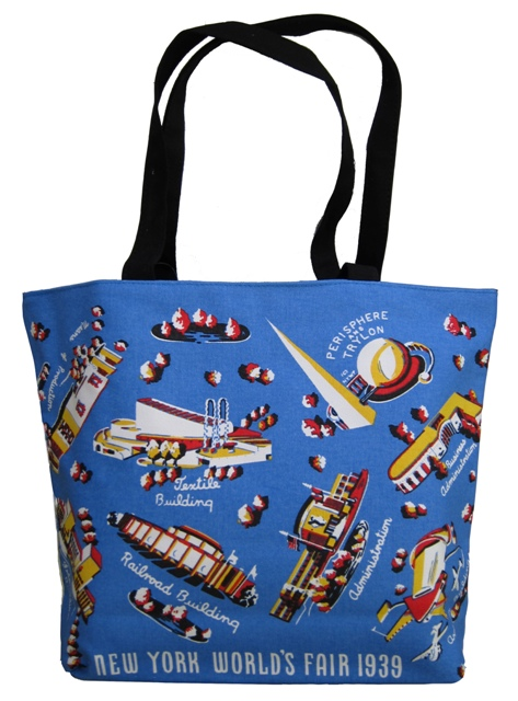 world's fair tote bag