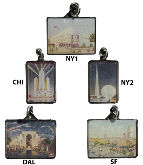 world's fair charms