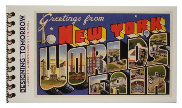 new york wf postcards