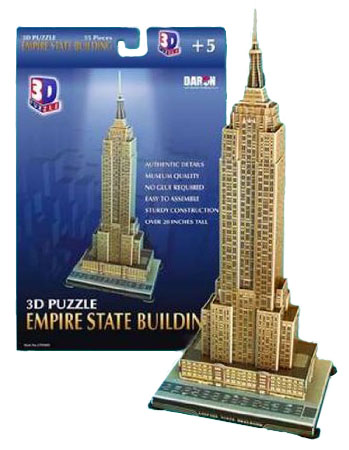 3d empire state
