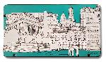 Historic Buildings of Washington, D. C. Colored Pencil Set
