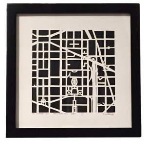 handcut map 401 f st