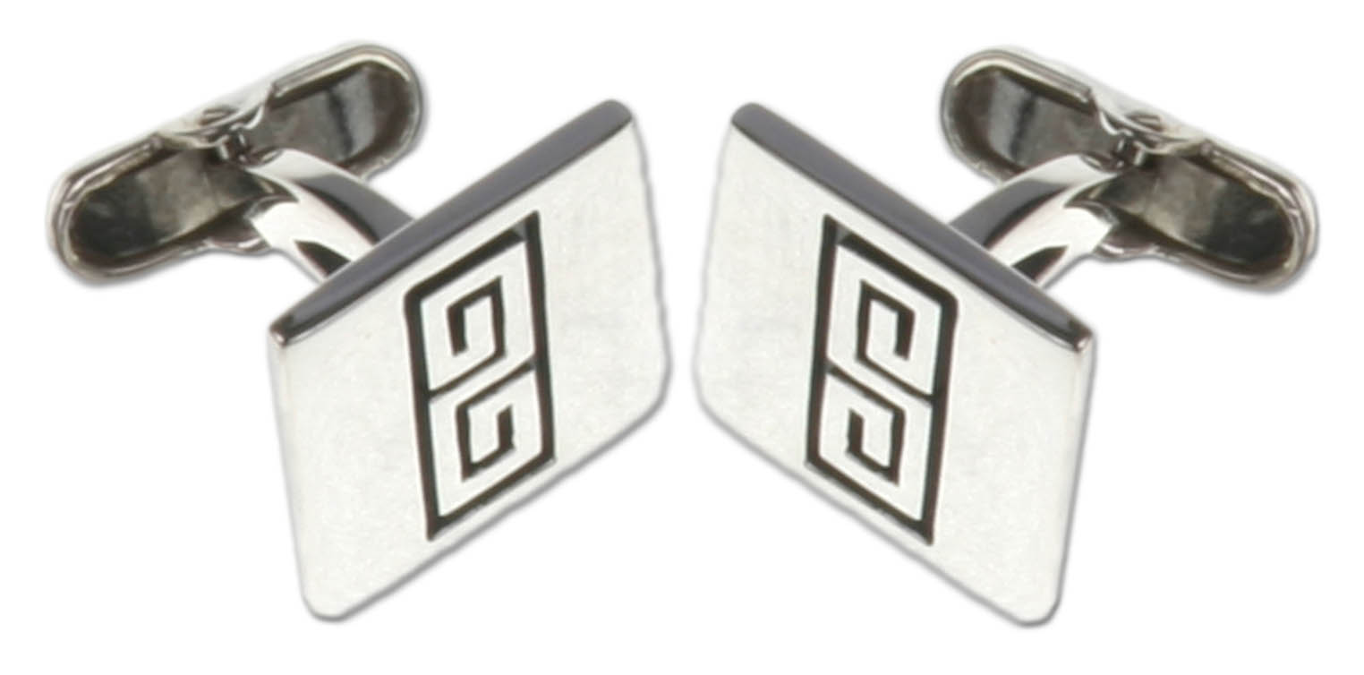 moschik love cufflinks