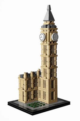 big ben building set