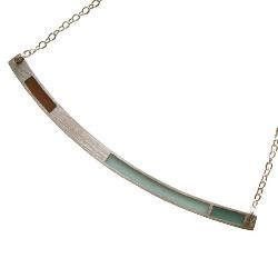 blade necklace