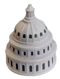 capitol dome stress reliever
