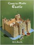 Castle Easy-To-Make Cut & ASsemble