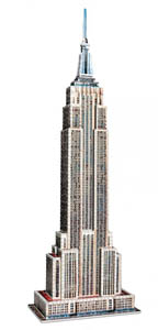 empire state 3d puzzle