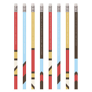 Pencil Set Two