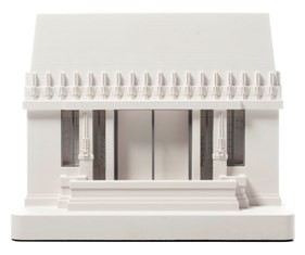 hollyhock house model