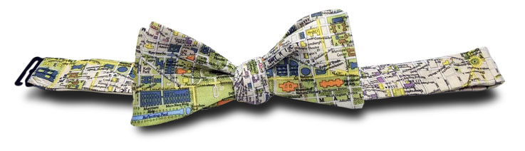 wdc city map bow tie