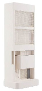 lescaze house facade model