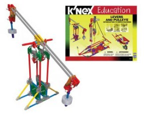 levers and pulleys kit