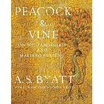 Peacock and Vine: On William Morris and Mariano Fortuny