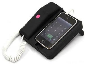 iphone dock handset