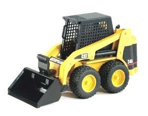 skid steer loader from bruder
