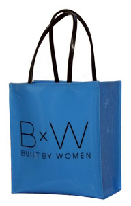 built by women tote