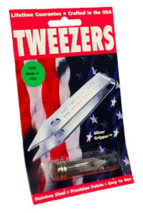 slivergripper tweezers