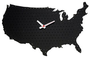united states wall clock