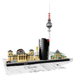 Click here for more information about Berlin Skyline Set from LEGO®