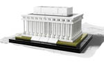 Click here for more information about Lincoln Memorial Building Set from LEGO®