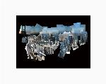 Click here for more information about New York City Uptown Photo Collage 8X10