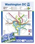 Click here for more information about Washington, D.C. Metro Map Puzzle